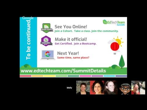 EdTechTeam Virtual Summit: #BestYearYet