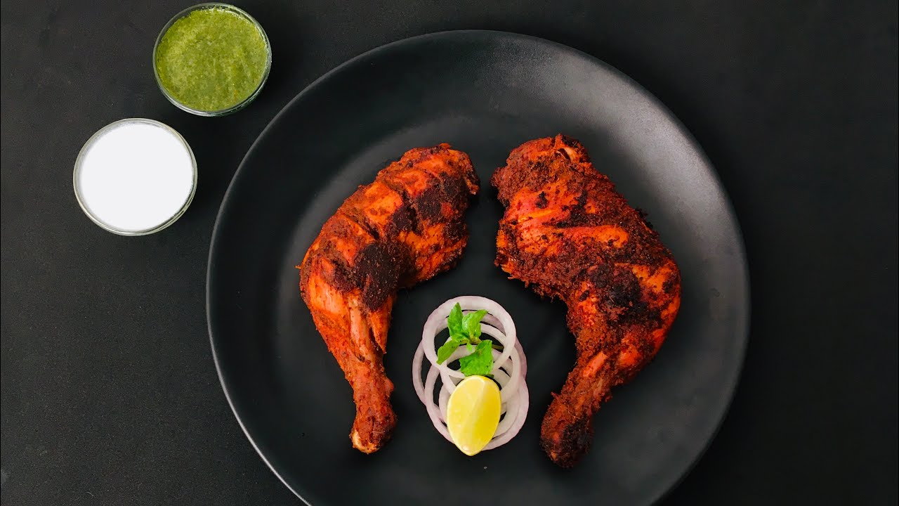 Tandoori Chicken | How to Make Tandoori Chicken Without Grill And Oven | Super Easy Recipe