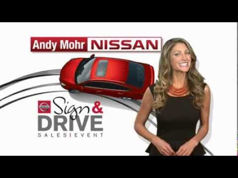 Andy Mohr Nissan Commercial Mckenzie Roth Youtube