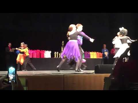 Life Change Ballroom brings dance to hundreds of students in Oklahoma City (2014-12-15)