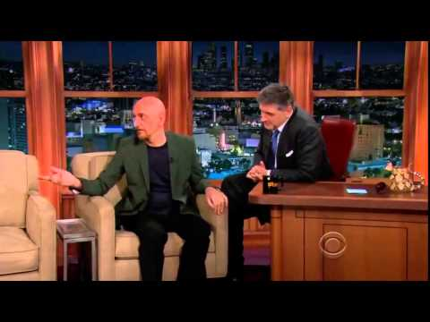 Sir Ben Kingsley on Craig Ferguson 31 October, 2013 Full