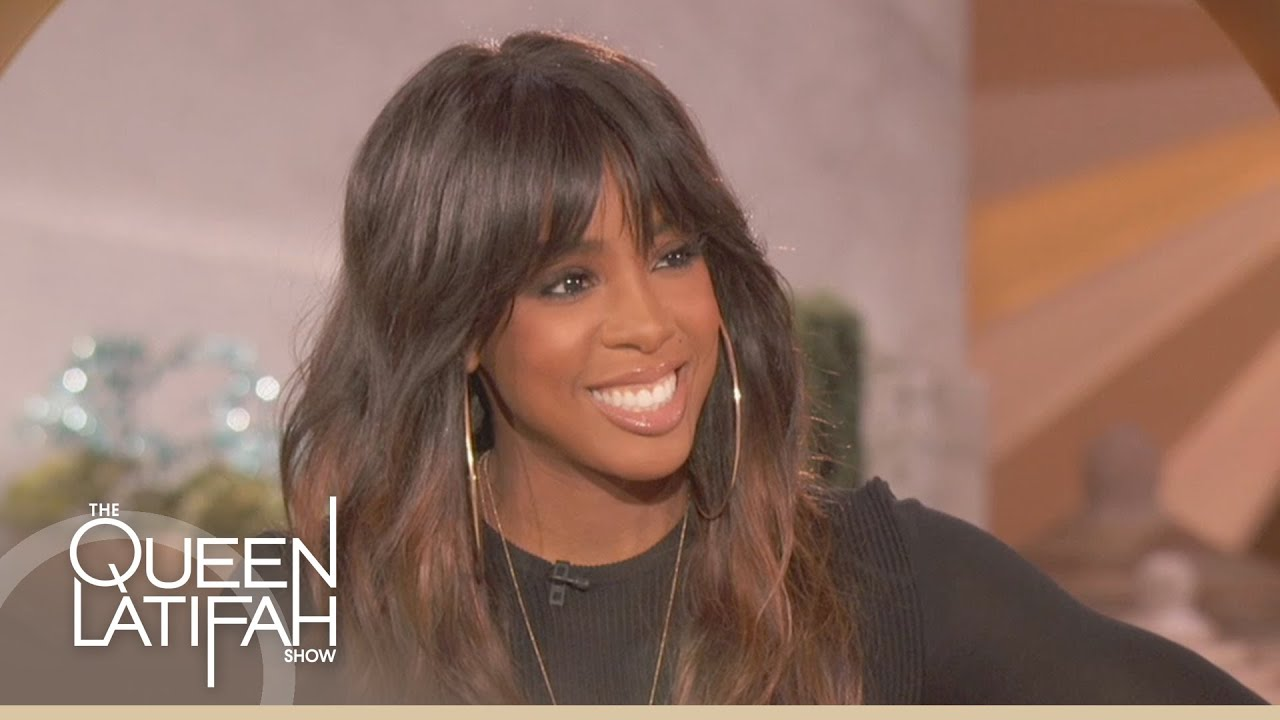 Trace Adkins Kelly Rowland And B O B On The Queen Latifah Show