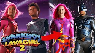 Adult Sharkboy and Lavagirl REVEALED For Sequel Movie