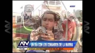 ATV Noticias   Fuerza de Operaciones Especiales - Marina de Guerra del Perú
