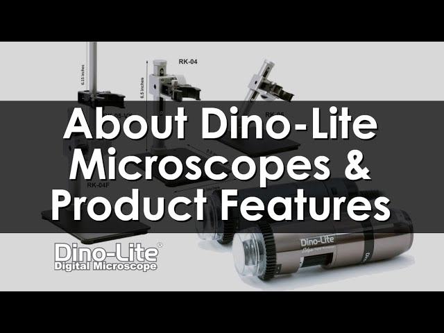About Dino-Lite Microscopes & Product Features