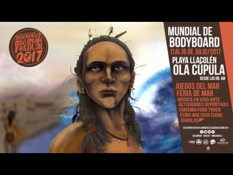 Antofagasta Bodyboard Festival 2017 Day 2