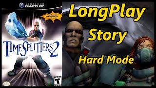 Timesplitters 2 -  Longplay Story (Hard Difficulty) Full Game Walkthrough No Commentary