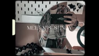 Melukis Senja - Budi Doremi | Cover Billy Joe Ava