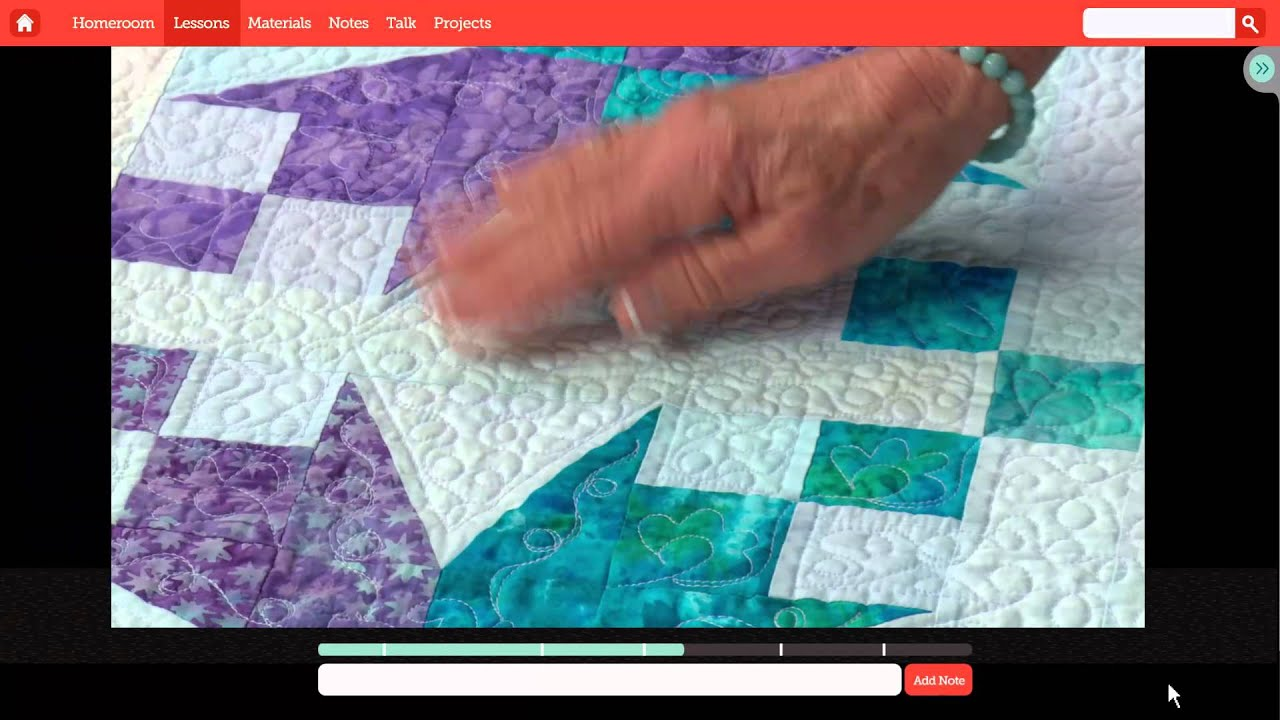 Preview: Quick & Easy Quilting - Craftsy Online Quilting Class ... : quilting lessons online - Adamdwight.com