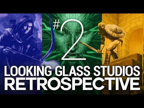 Looking Glass Studios Retrospective 2/3 (System Shock, Thief: The Dark Project, Terra Nova)