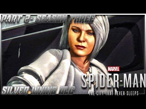Marvel's Spider-Man: Silver Lining DLC Walkthrough Gameplay Part 2- Season Three