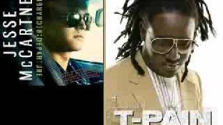Jesse McCartney Body Language Ft T-pain