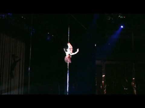 """Marina Mey Pole Dance Lisboa """"Fig da Foz 17.4.10"""""""