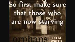 Lyrics- Tom Waits- What Keeps Mankind Alive