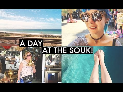 A Day At The Souk in Agadir, Morocco