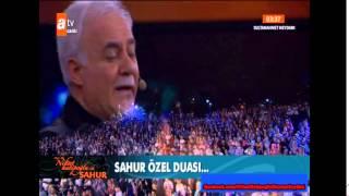 Nihat Hatipoglu   sahur duasi