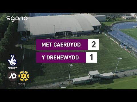 Cardiff Metropolitan Newtown Goals And Highlights