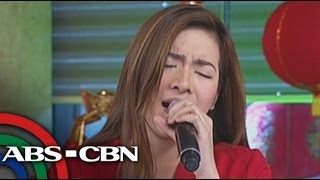 angeline sings legal wife theme song on ukg