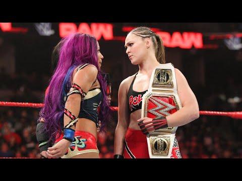 Sasha Banks Buries Ronda Rousey On Social Media