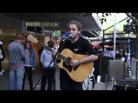 Zac Saber Live Performance - Melbourne | PrettyAndPretentious