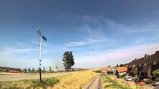 EK-wielrennen-junioren 2012-08-12 peloton bij Kattendijke