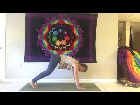 Yoga Flow - Grounding & Trust