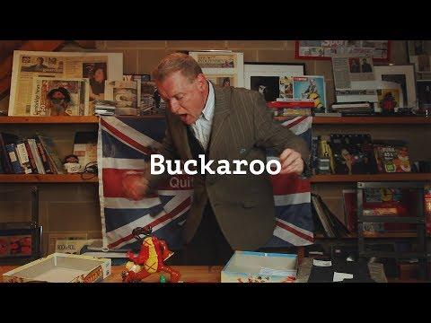 Buckaroo | VINTAGE BOARD GAMES | 2017