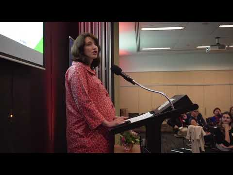 Dr. Jemma Green Presenting at Perth Property Council