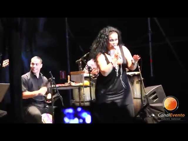Eva Ayllón Música Afro Peruana CanalEvento