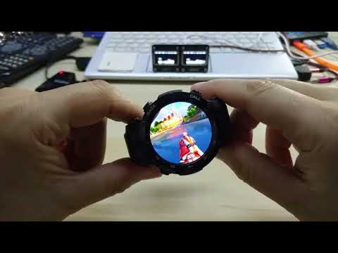 Zeblaze THOR S 3G Smart Watch from Banggood, Review Part 2