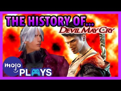Devil May Cry - A Complete History