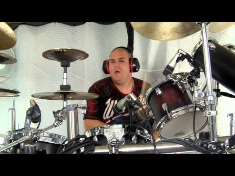 Courtesy Of The Red, White, & Blue - Toby Keith - Drum Cover
