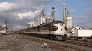 Norfolk Southern OCS on the Harrisburg Line