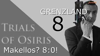 Trials of Osiris - Martinilos mit Revolverheld und Hartes Licht auf Grenzland #8 9:0 oder 8:1?