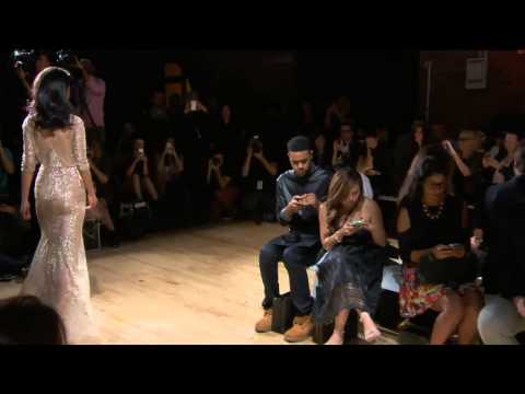 Jenny Packham | Spring Summer 2015 Full Fashion Show | Exclusive