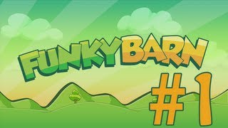 Let's Play Funky Barn (Wii U) - Walkthrough / Commentary - Part 1