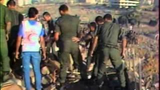 L'attentat sur Le Drakkar a Beyrouth le 23 octobre 1983