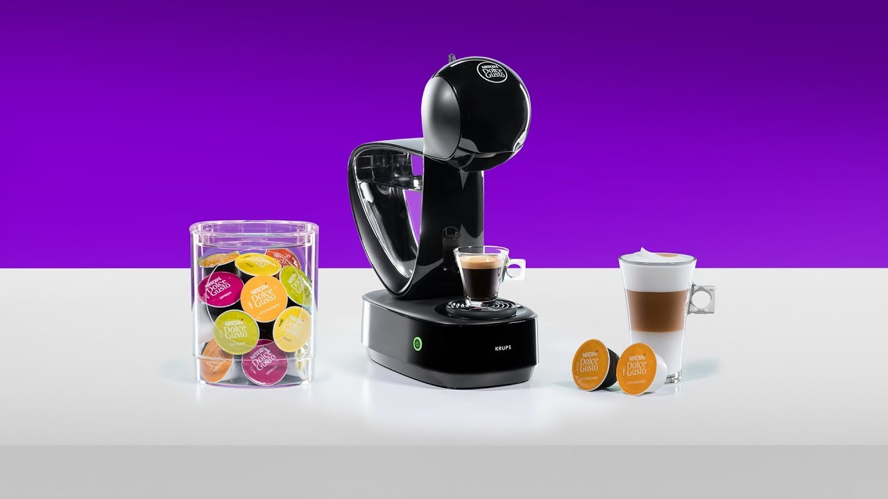 Set up your NESCAFÉ® Dolce Gusto® Infinissima coffee ...
