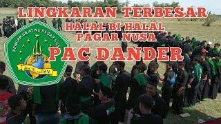 Pagar Nusa Dander Bojonegoro Halal Bi Halal