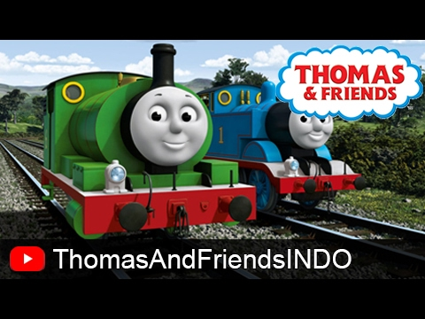 Thomas & Friends Bahasa Indonesia - Full Episode - Menjadi Percy