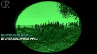 Arma 2 Expert Walkthrough Part 2, Into The Storm Part 1