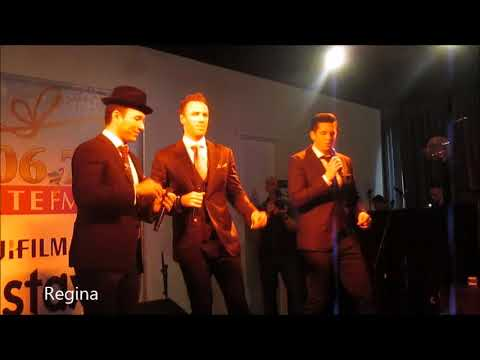 When We Are Together  The Tenors at the 1067 Lite FM Gift Wrapping Party on 121917