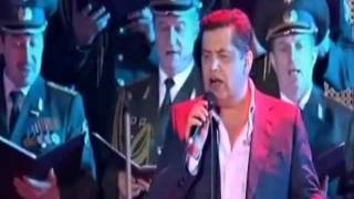 ЛЮБЭ - Пo высокой траве офицеры группы 'Альфа' (live) with chorus