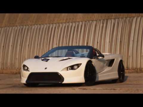 K1 Attack Roadster (a Car was Born)