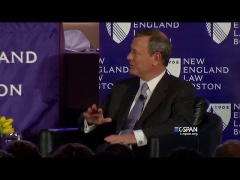 Chief Justice Roberts on Lack of Knowledge of the Supreme Court (C-SPAN)