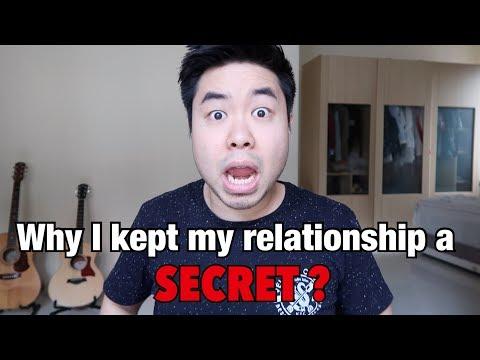 Why I kept my relationship a SECRET?