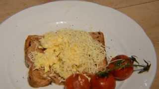 Oua Scrob Sau Jumari - Scrambled Eggs