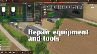 Farming Manager   Trailer