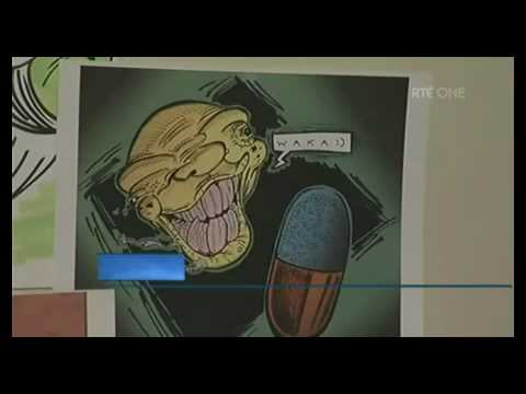 Irish comics on RTE