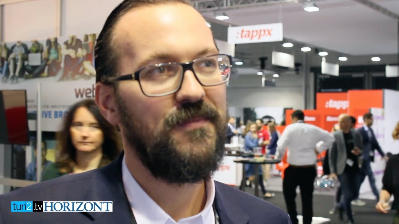 Retresco-Chef Alexander Siebert über die Revolution durch Roboterjournalismus